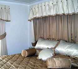 Bed Drapes Example