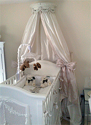 Cot Drapes Example